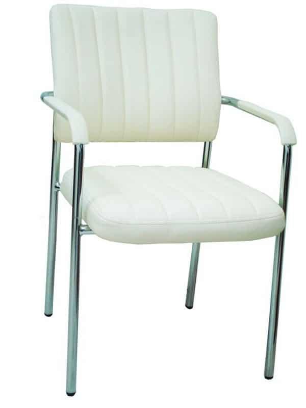 כסא דגם נגה לבן
