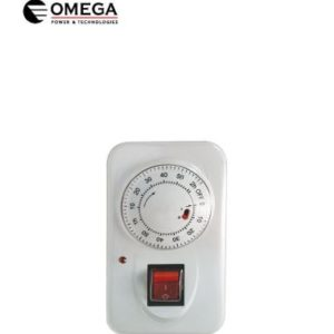 Omega טיימר לדוד מתחת לטיח  24 שעות Tis-42B