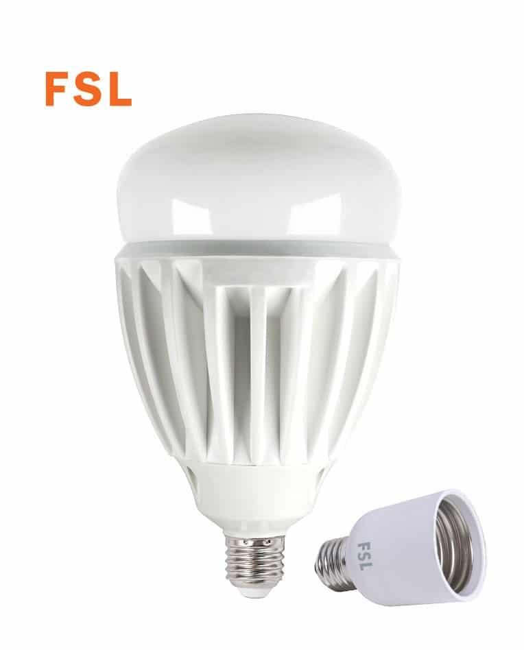 לד 60W  T140 לבן אור יום E40 כולל מתאם FSL E27