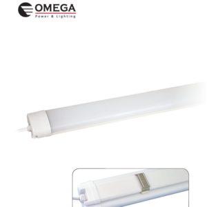 גוף תאורה מוגן מים LED SMD 45W  אור יום 6500K דג