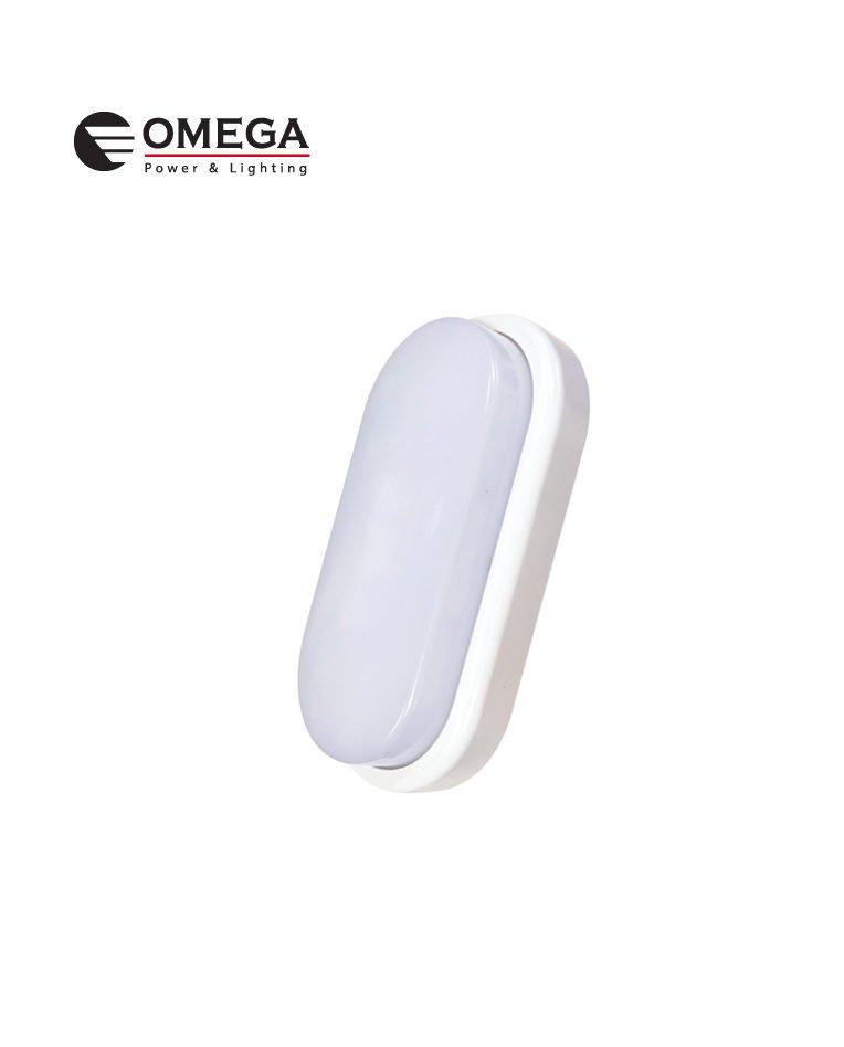 """פלפון דגם עומר 20W אליפסה 230 מ""""מ IP54 TUV CB או"""