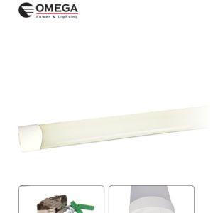 """ג""""ת לינארי LED לתקרה 90 ס""""מ 30W 3000Kדגם SAP לבן"""
