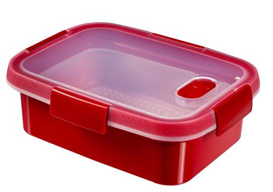 קופסא סמרט מיקרו 1000מלבן אדום