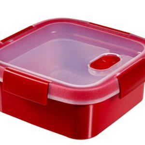קופסא סמרט מיקרו900 מרובע אדום