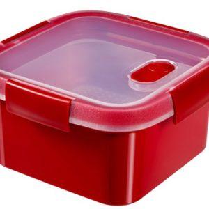 קופסא סמרט מיקרו1100מרובע אדום