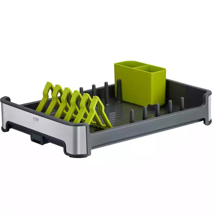 מייבש כלים איכותי למטבח מבית EKO אפור