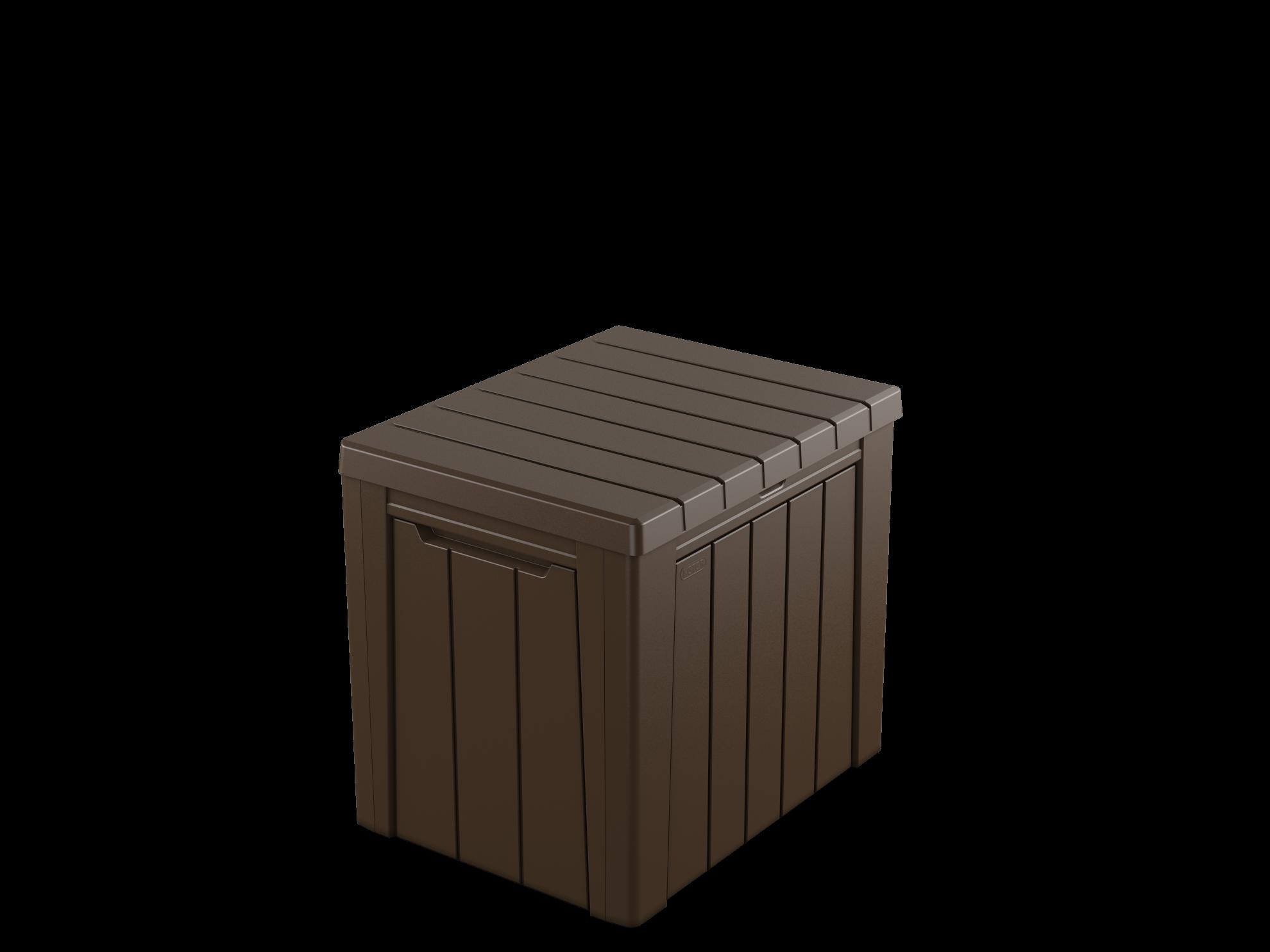 ארגז אחסון אורבן - חום 590