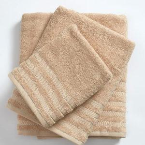 מגבת רחצה 100% כותנה 450 גרם למ״ר במגוון צבעים פנים 50x85 מוקה חלק