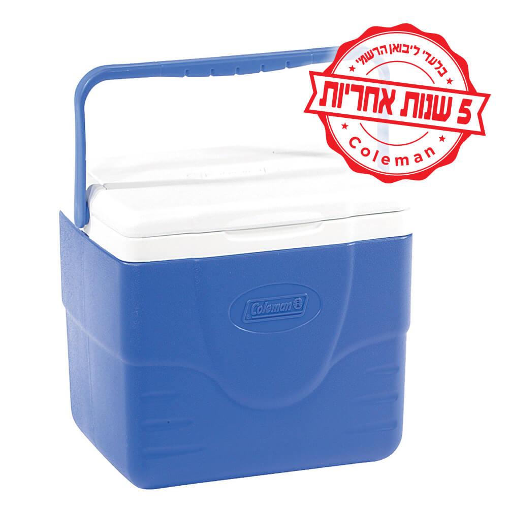 צידנית 9 ליטר בצבע כחול