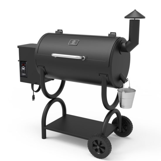 מעשנת גריל פלט ZG-zpg-550B