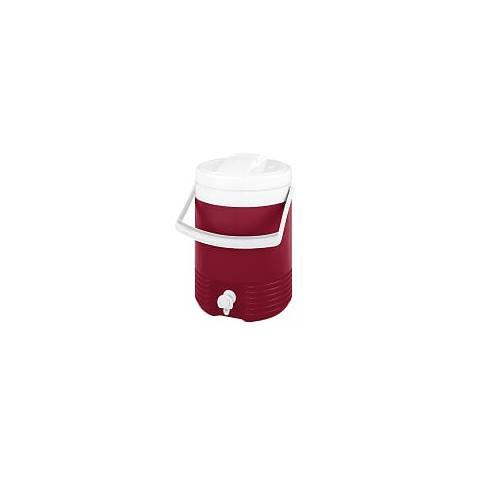 מיכל מים 7.6 ליטר אדום 1236172