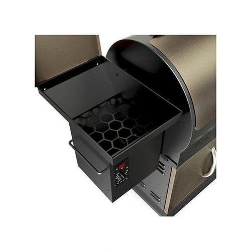 מעשנת גריל פלט ZG-zpg700D