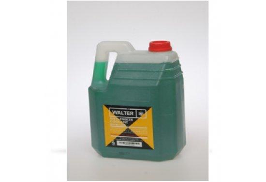 PL- WALTER נוזל אנטיפריז ירוק