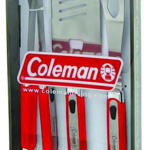 סט 3 כלים לגריל Coleman