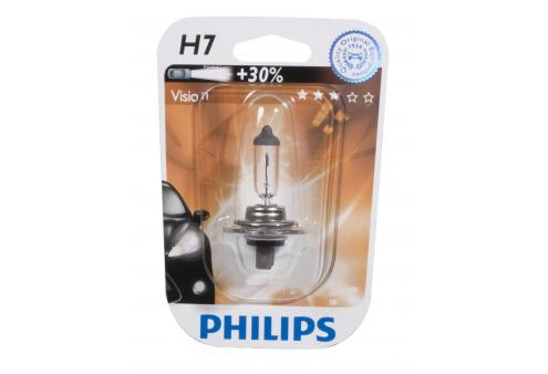נורה PHILIPS H7 VISION