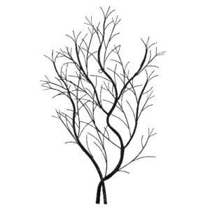 קישוט קיר ענף חופשי
