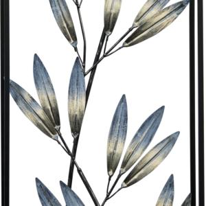 קישוט קיר מניפת עלים דגם 190120