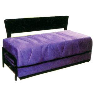 מיטה על קל + ארגז דגם נויה במגוון צבעים