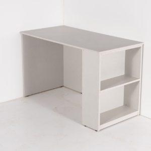 שולחן כתיבה 120/60/75 + כוננית צד במגוון צבעים