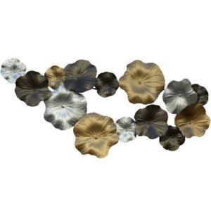 קישוט קיר שרשרת חבצלות מים