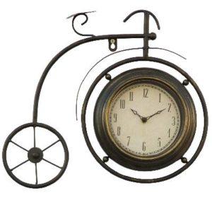 שעון אופניים מטאלי