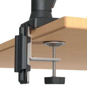 זרוע פניאומטית ל- 2 מסכי מחשב M142P זרועות ברקן