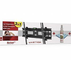 מתקן תליה לטלוויזיה זרועות ברקן CM310