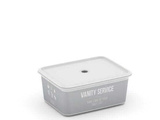 קופסת שיק 5.5 ליטר - M סרוויס