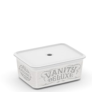 קופסת שיק 5.5 ליטר - M דה לוקס