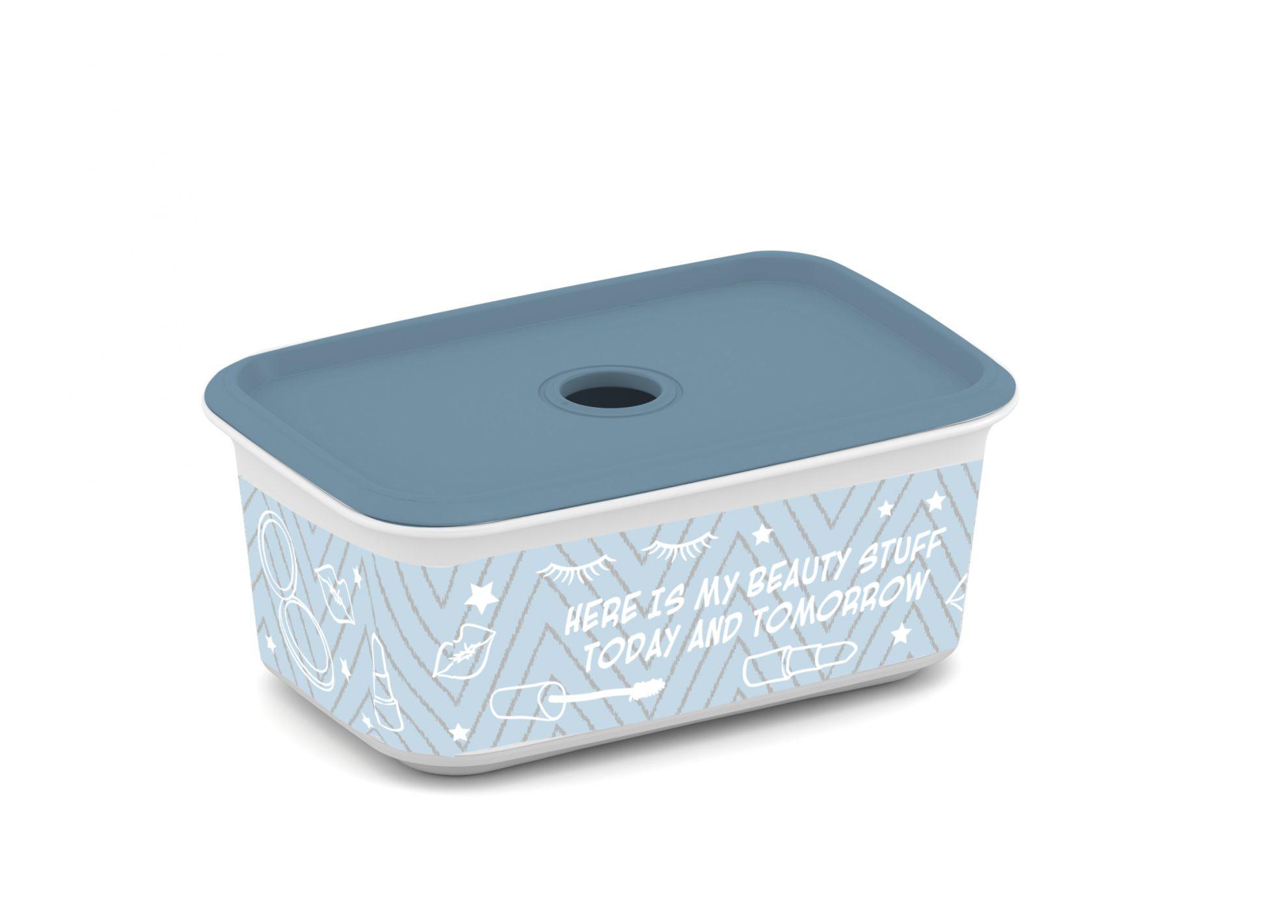קופסת שיק 1.5 ליטר XS - וויטי