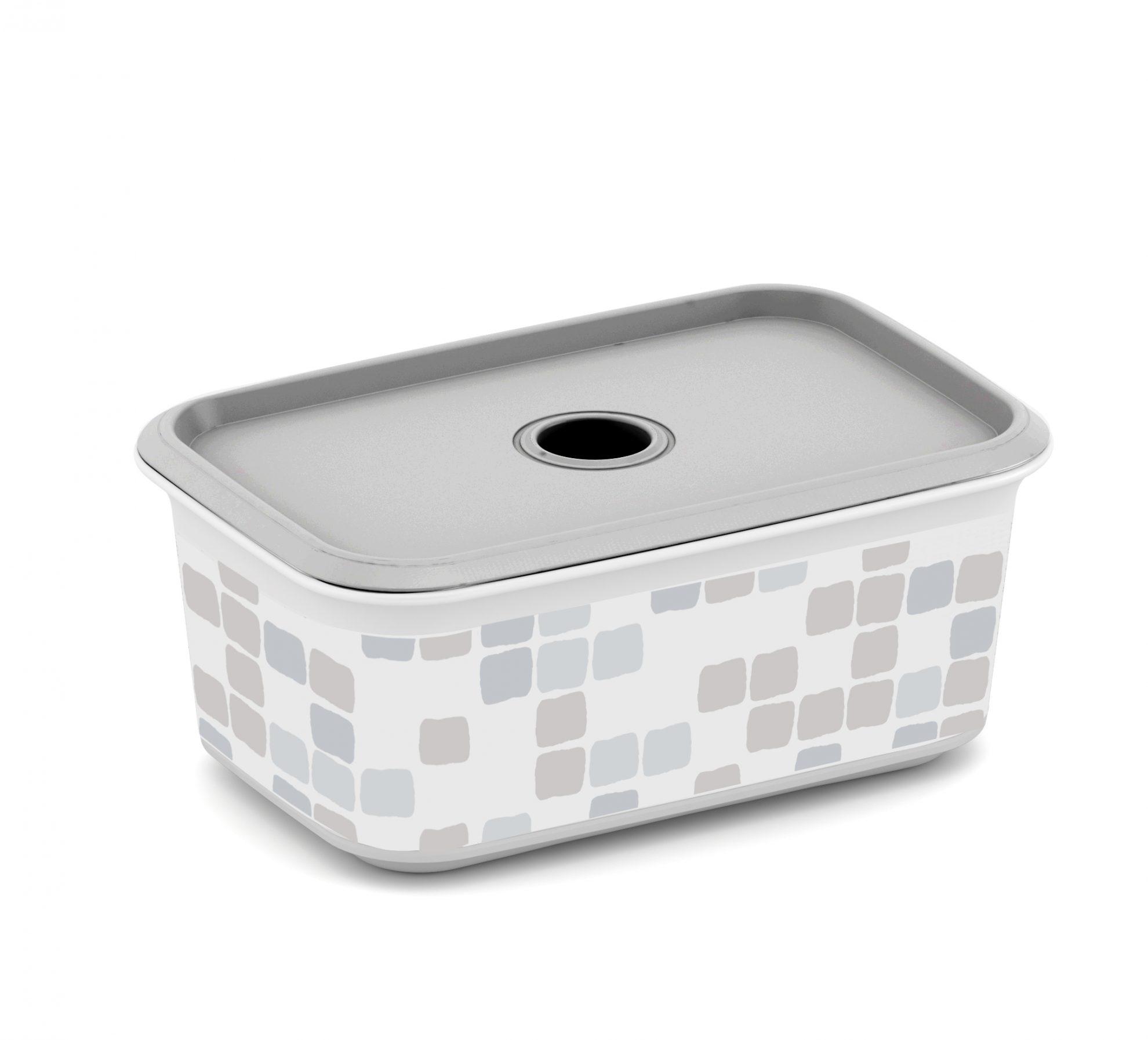 241501 קופסת שיק 1.5 ליטר XS - מוזאיק