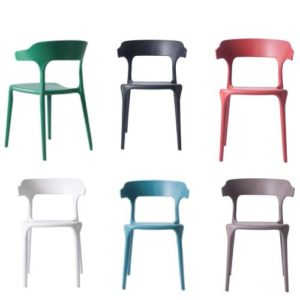 כסא דקורטיבי פנים & חוץ בעיצוב מודרני וחדשני במגוון צבעים