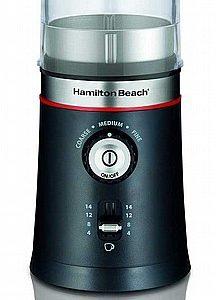 מטחנת קפה ותבלינים Hamilton Beach 80393