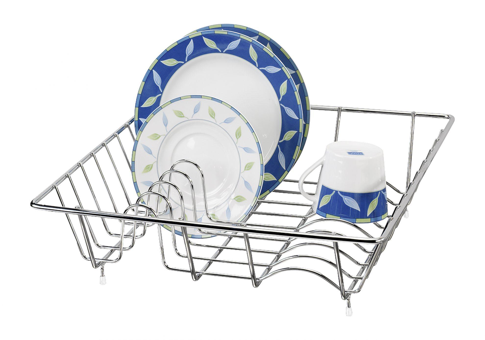 מתקן כרום שטוח לייבוש כלים 35*35