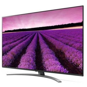 """טלוויזיה 55"""" NanoCell LED 4K מבית LG אל ג'י 55SM8100"""