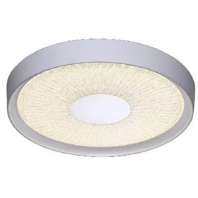 מנורת צמוד תקרה הודיה עגול קטן LED 24W