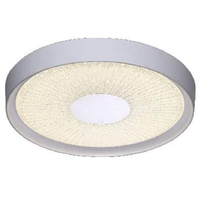 מנורת צמוד תקרה הודיה עגול גדול LED 36W