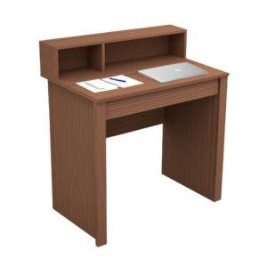 שולחן כתיבה עם משטח נפתח + מראה