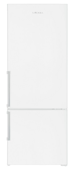 מקרר 469 ליטר הפוך LC566W לבן לקאזה