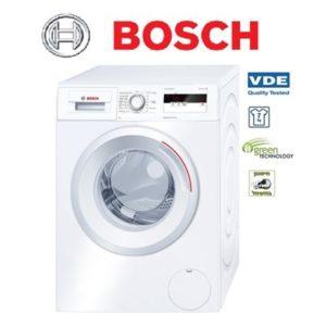 """מכונת כביסה פתח קידמי Bosch WAN2006BPL 7 ק""""ג"""