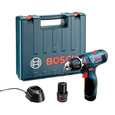 מקדחה/מברגה Bosch GSB 120-LI 19F3.006 בוש