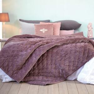 כיסוי מיטה רקום 220/200 דגם הולנד