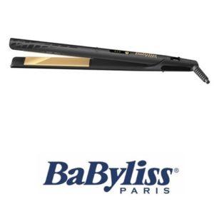 מחליק שיער Babyliss ST420E בייביליס מוזהב