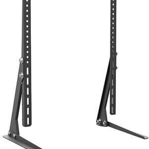 "S40- רגליים למסכי טלוויזיה שטוחים/ קעורים ""70-""32"