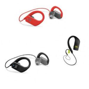 אוזניות ספורט אלחוטיות JBL ENDURANCE SPRINT במגוון צבעים