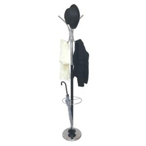 קולב בגדים עם תוספת למטריות
