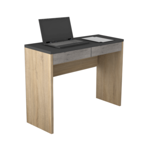 שולחן כתיבה עם 2 מגירות